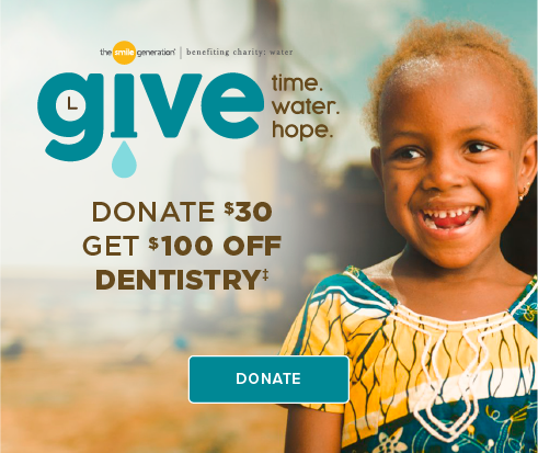 Donate $30, Get $100 Off Dentistry - Spring Market Dental Group and Orthodontics